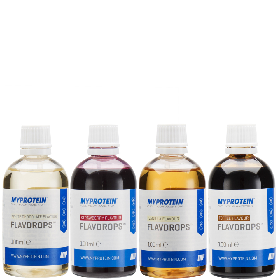 Buy Flavdrops Natural Flavouring Myprotein Com