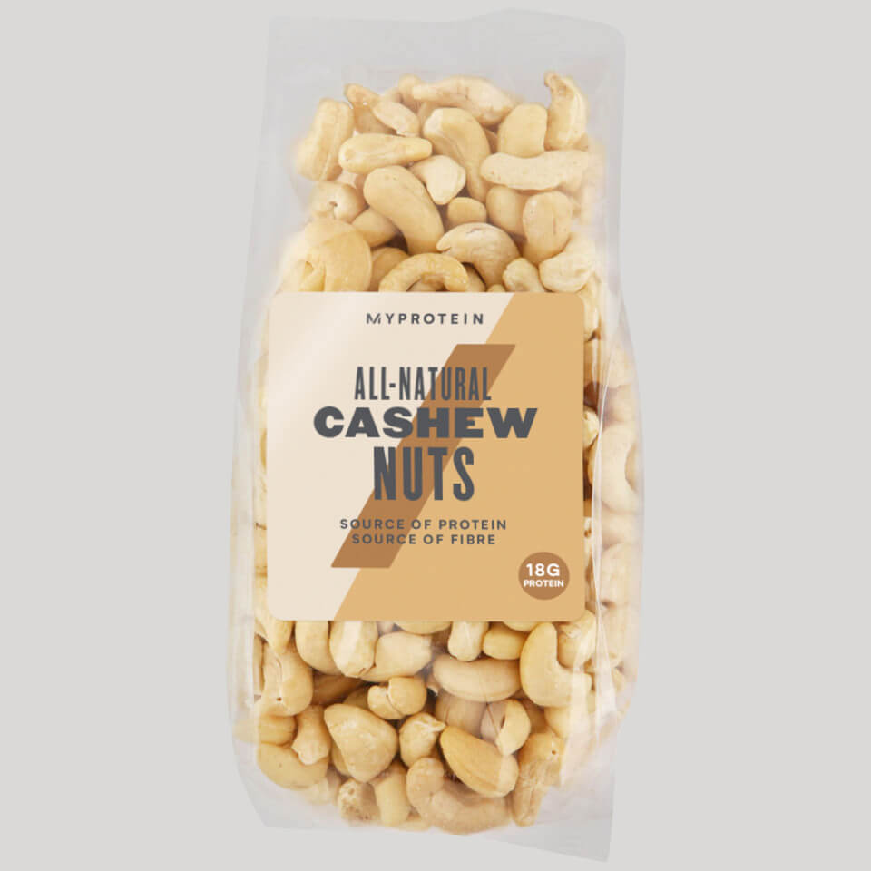 Myprotein Natural Nuts (Cashews) 100% Natural | nuts_and_bolts_component