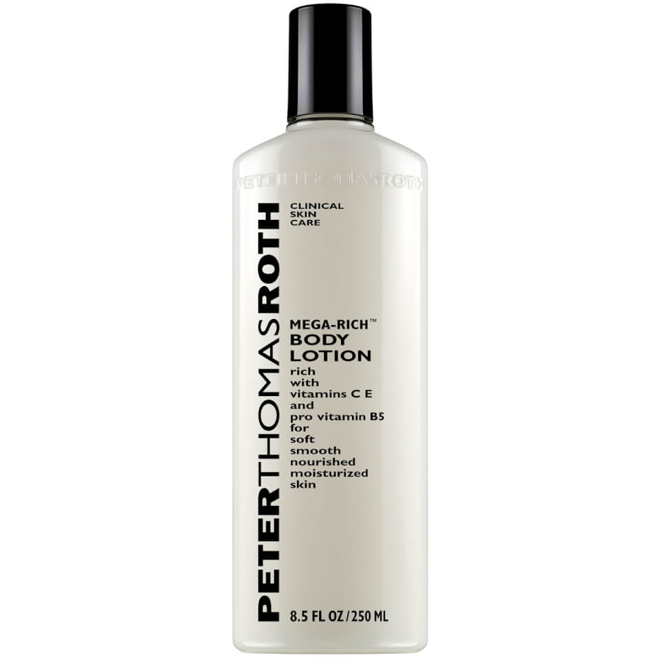 Peter Thomas Roth Mega Rich Body Lotion 235ml Beautyexpert Bite Fighters Roll On