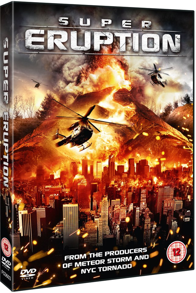 Super Eruption Dvd Zavvi