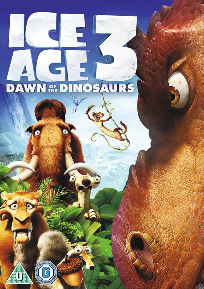 Ice Age 3 Dvd Zavvi