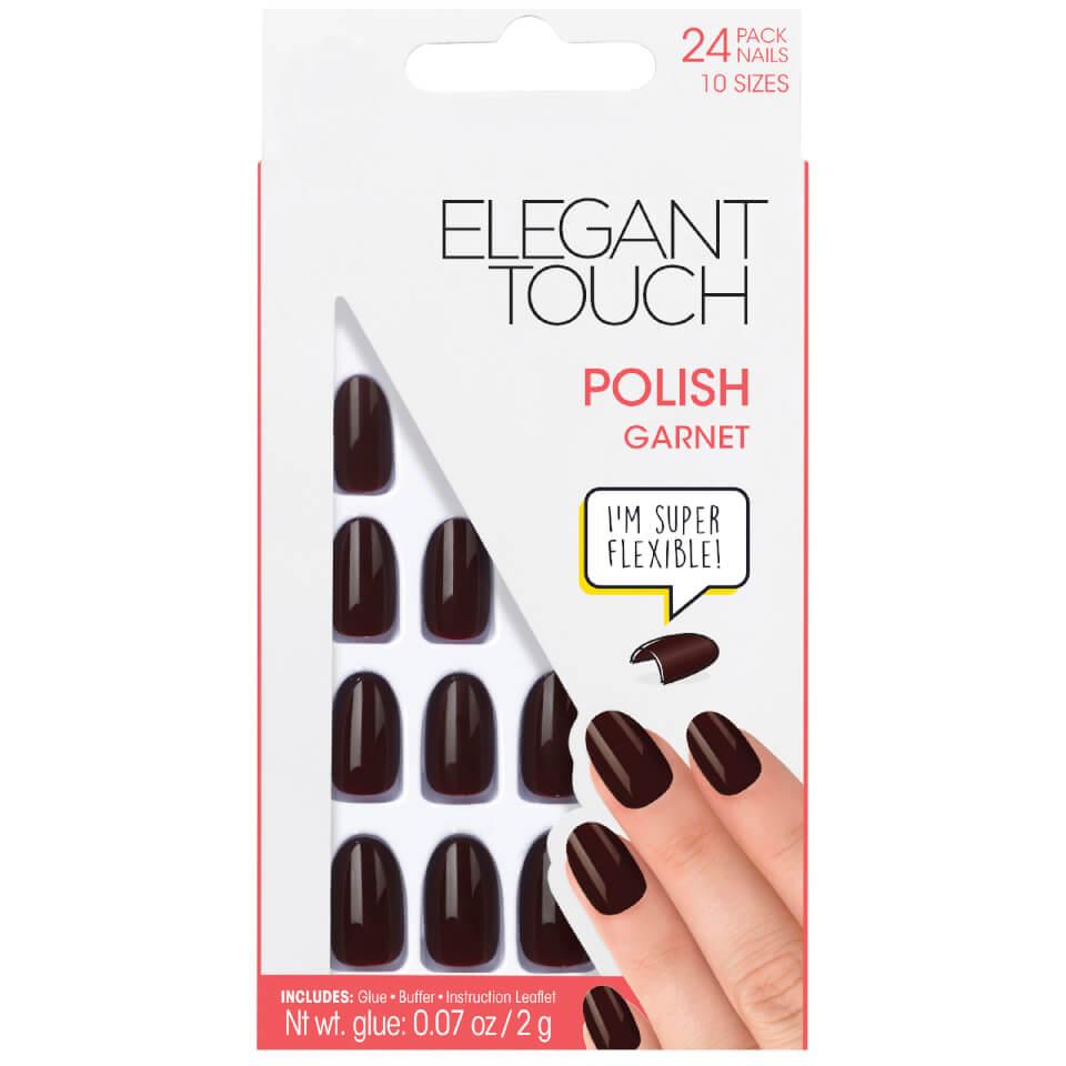 Elegant Touch Pre Polished Nails - Garnet | HQ Hair
