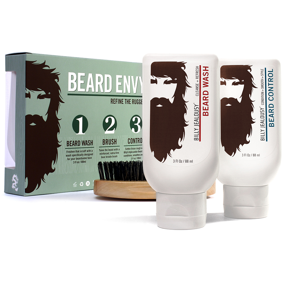 billy jealousy beard envy kit buy online mankind. Black Bedroom Furniture Sets. Home Design Ideas