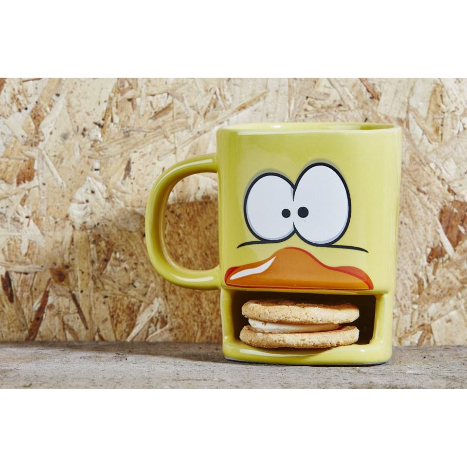 Am Ex Login >> Brew Buddies Duck Mug - Yellow Gifts   TheHut.com