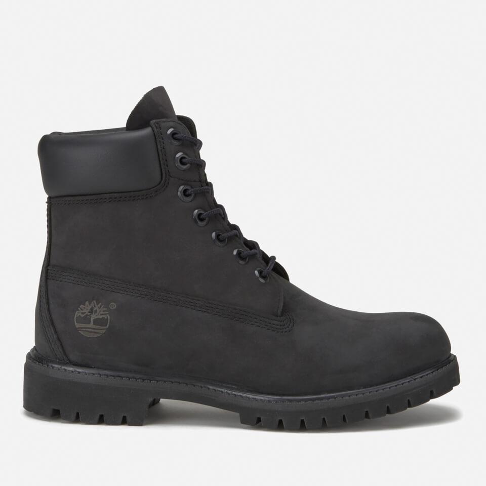 ce1b082ffcd5 Timberland Men s 6 Inch Nubuck Premium Boots - Black