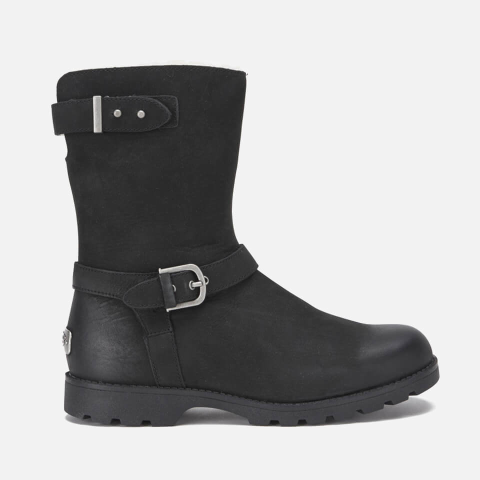2f577e97a1a UGG Women's Grandle Buckle Boots - Black