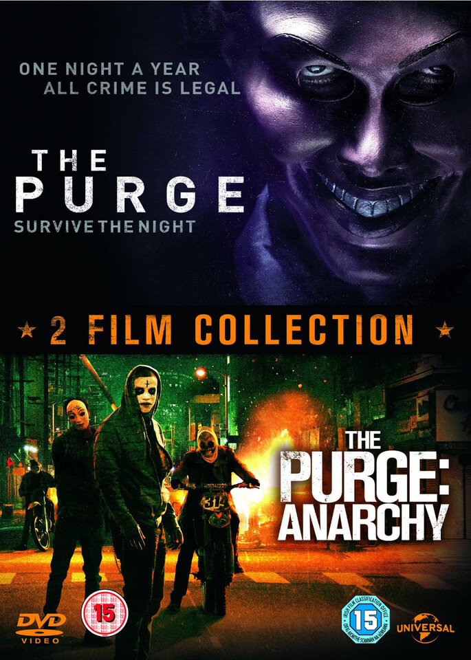 The purge anarchy red box