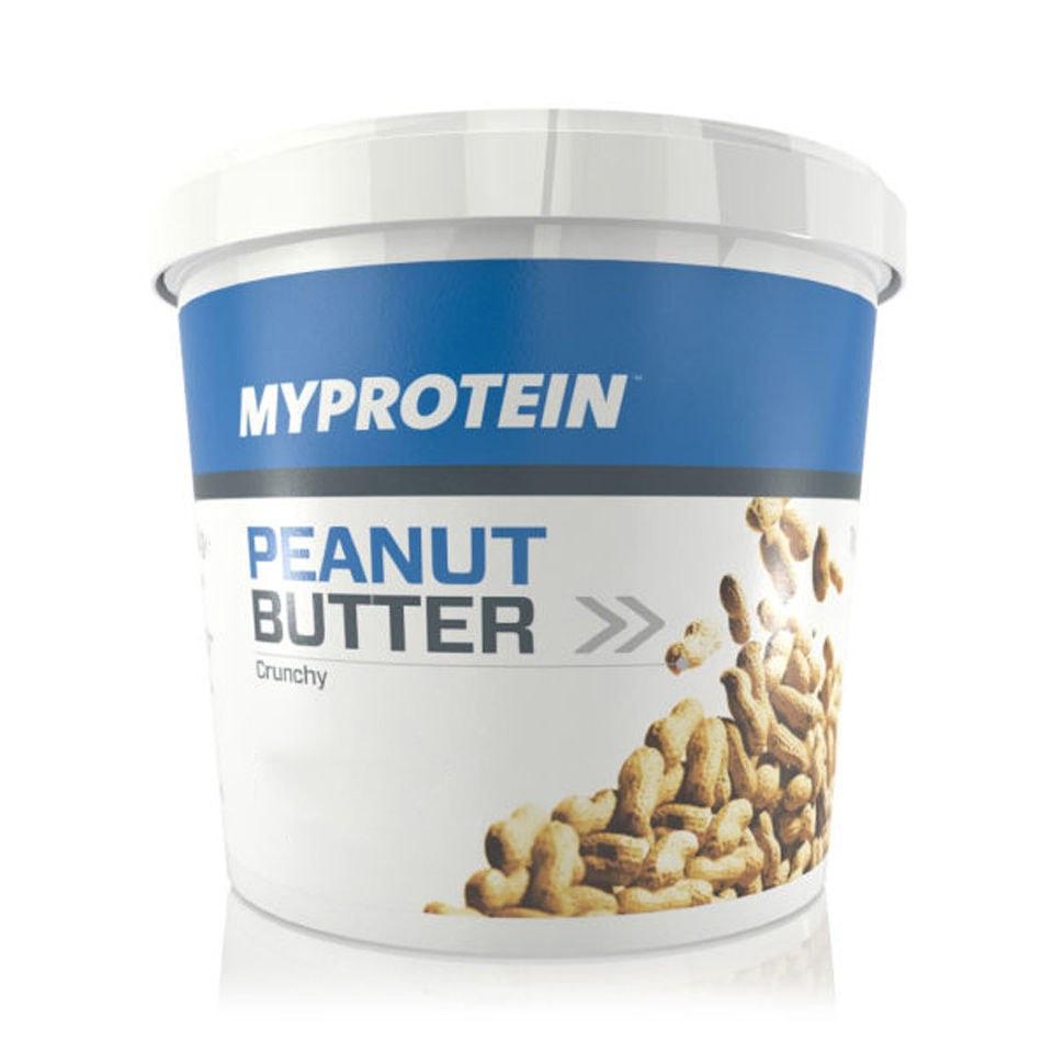 Peanut Butter Crunchy Amp Smooth Myprotein