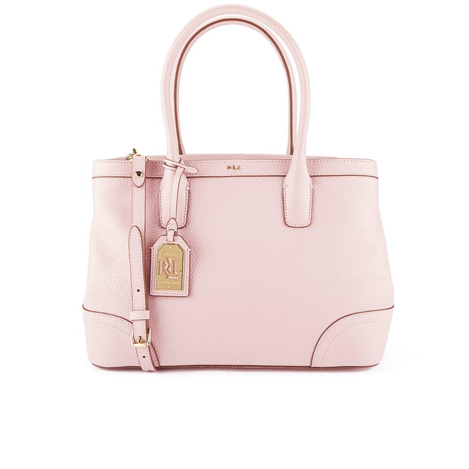 13fa53aaa8ff Lauren Ralph Lauren Women s Fairfield City Shopper Bag - Tea Rose