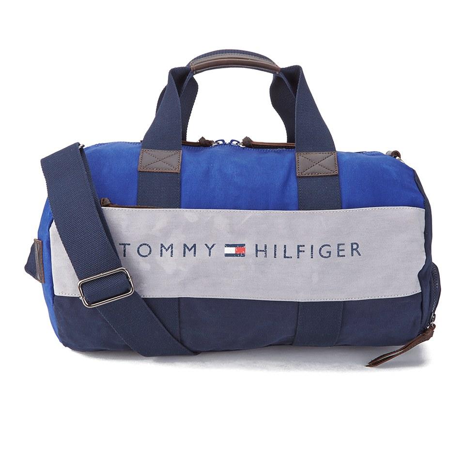 Tommy Hilfiger Men S Lance Duffle Bag Monaco Blue