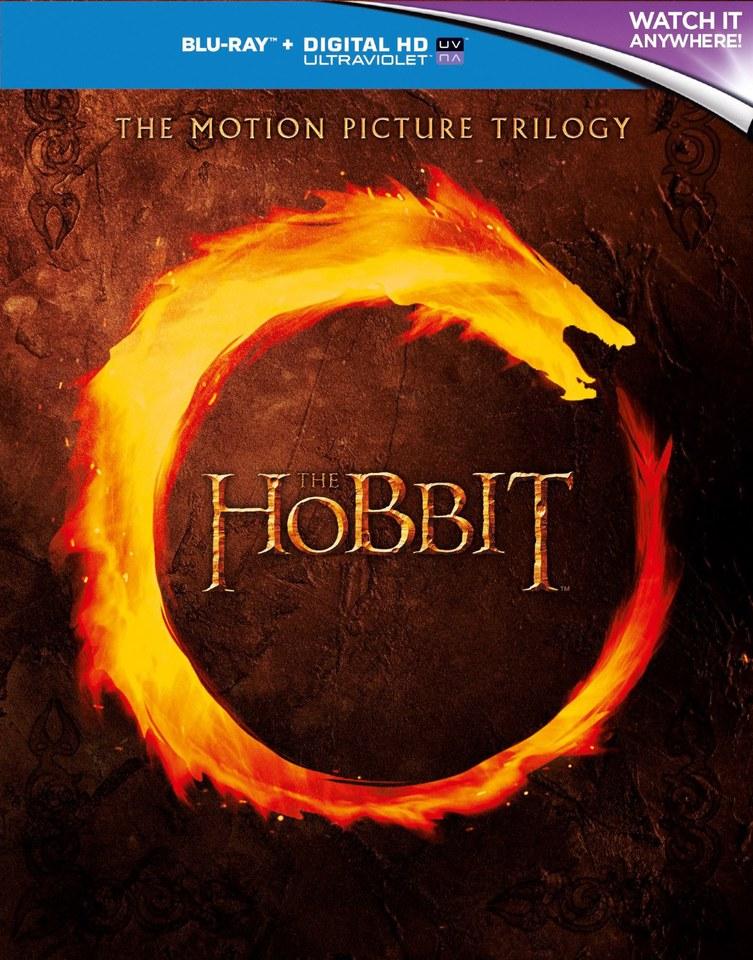The Hobbit Trilogy Blu-ray | Zavvi