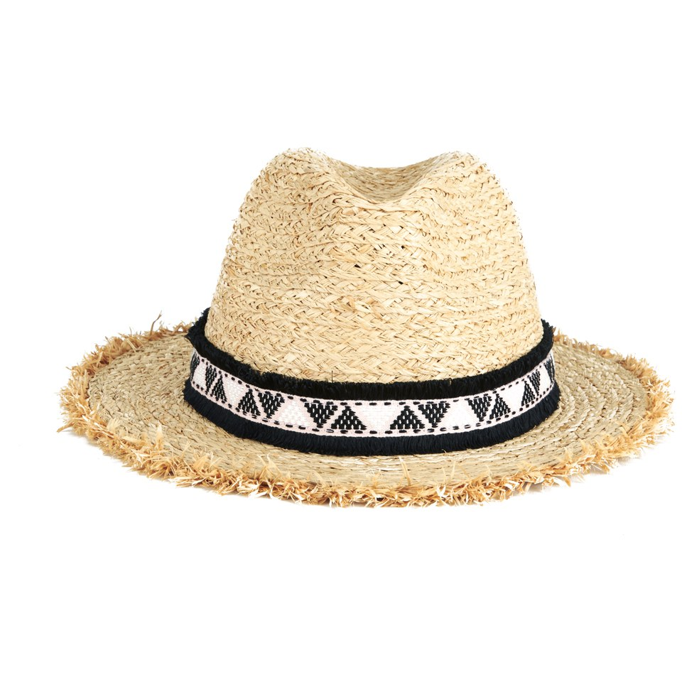 maison scotch s straw hat clothing