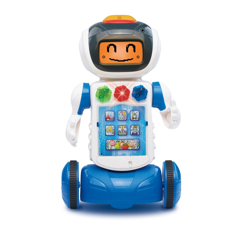 Toys For Robots : Vtech gadget the learning robot toys thehut