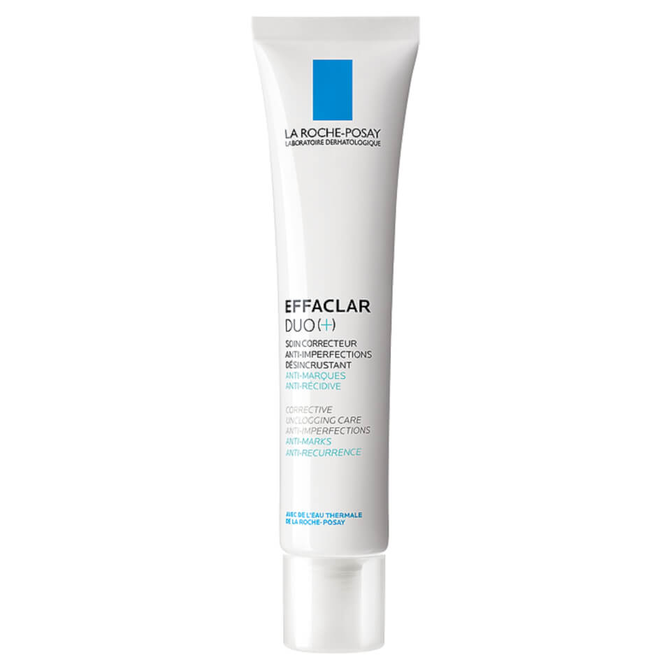 la roche posay effaclar duo 40ml free shipping lookfantastic. Black Bedroom Furniture Sets. Home Design Ideas