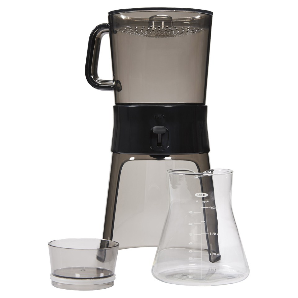 Cold Brew Coffee Maker Large : OXO Good Grips Cold Brew Coffee Maker Homeware nectar.com