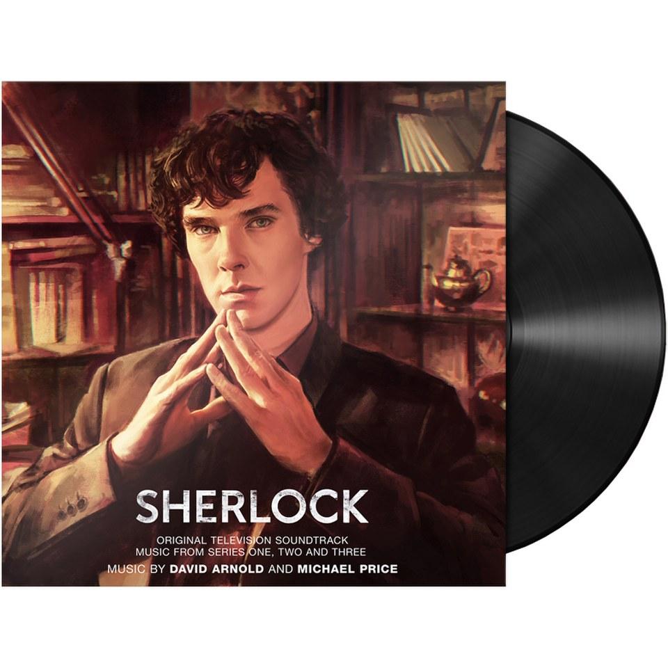 Sherlock Original Television Soundtrack Ost 1lp