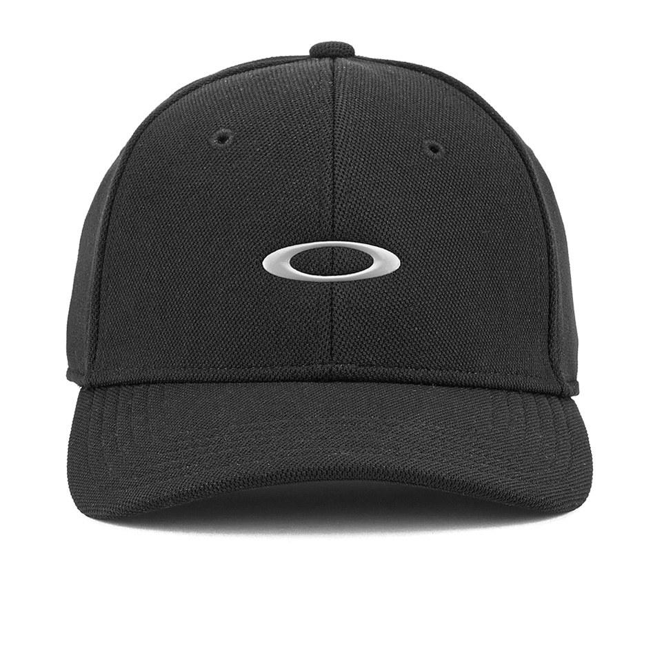 1cdd548496d Oakley Men s Silicon Oakley Cap 2.0 - Black