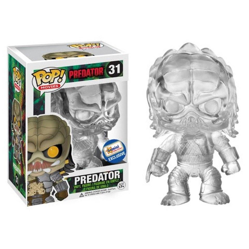 Predator Clear Predator Exclsuive Pop Vinyl Figure