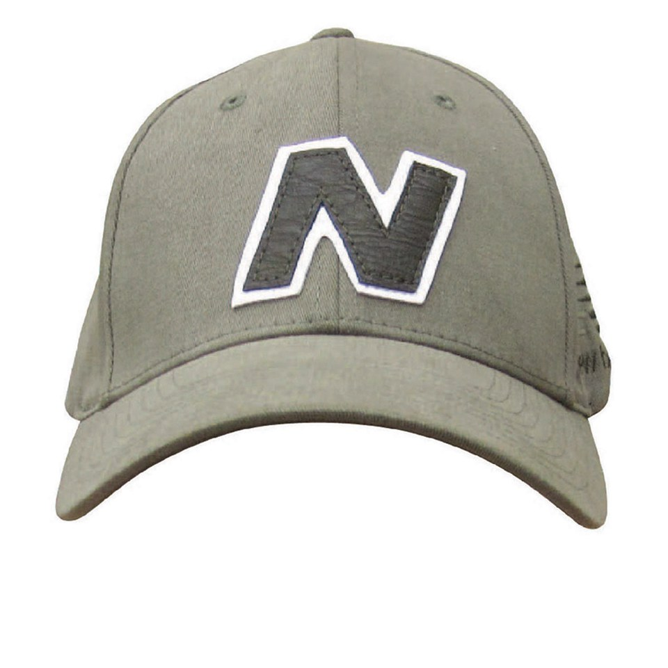 New Balance Men s Yankey Cap - Dark Green White  407a1c9bbba3