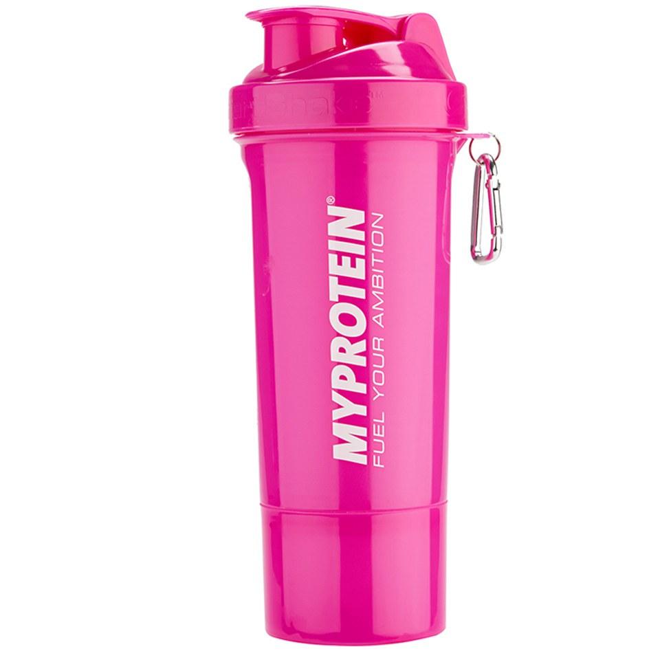 Myprotein Smartshake™ Shaker Slim - Pink | Myprotein.com