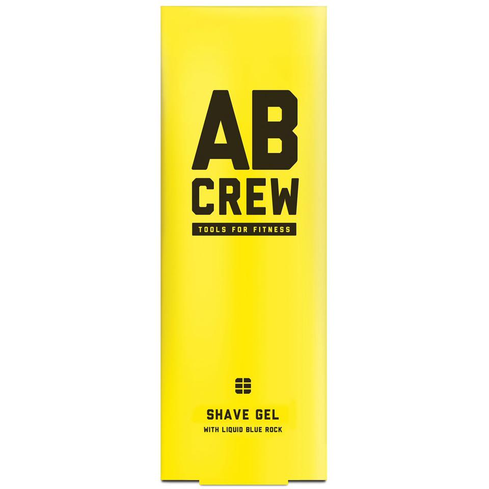 ab crew men 39 s shave gel 120ml buy online mankind. Black Bedroom Furniture Sets. Home Design Ideas