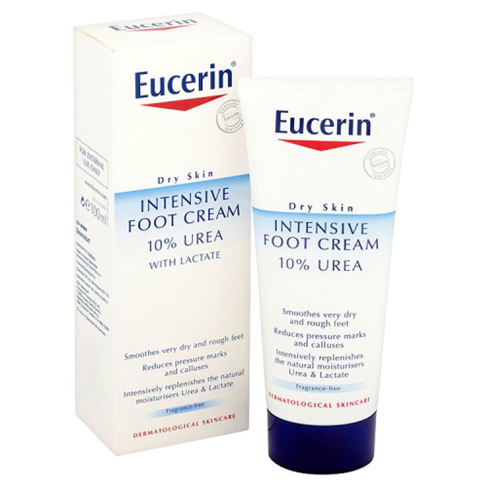 Eucerin® Dry Skin Intensive Foot Cream (100ml) | Free ...