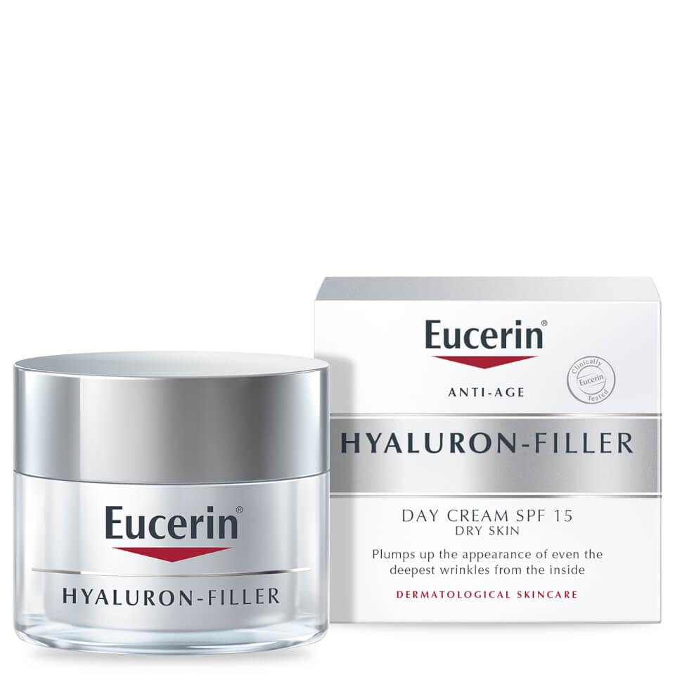 Eucerin® Anti-Age Hyaluron-Filler Day Cream for Dry Skin..