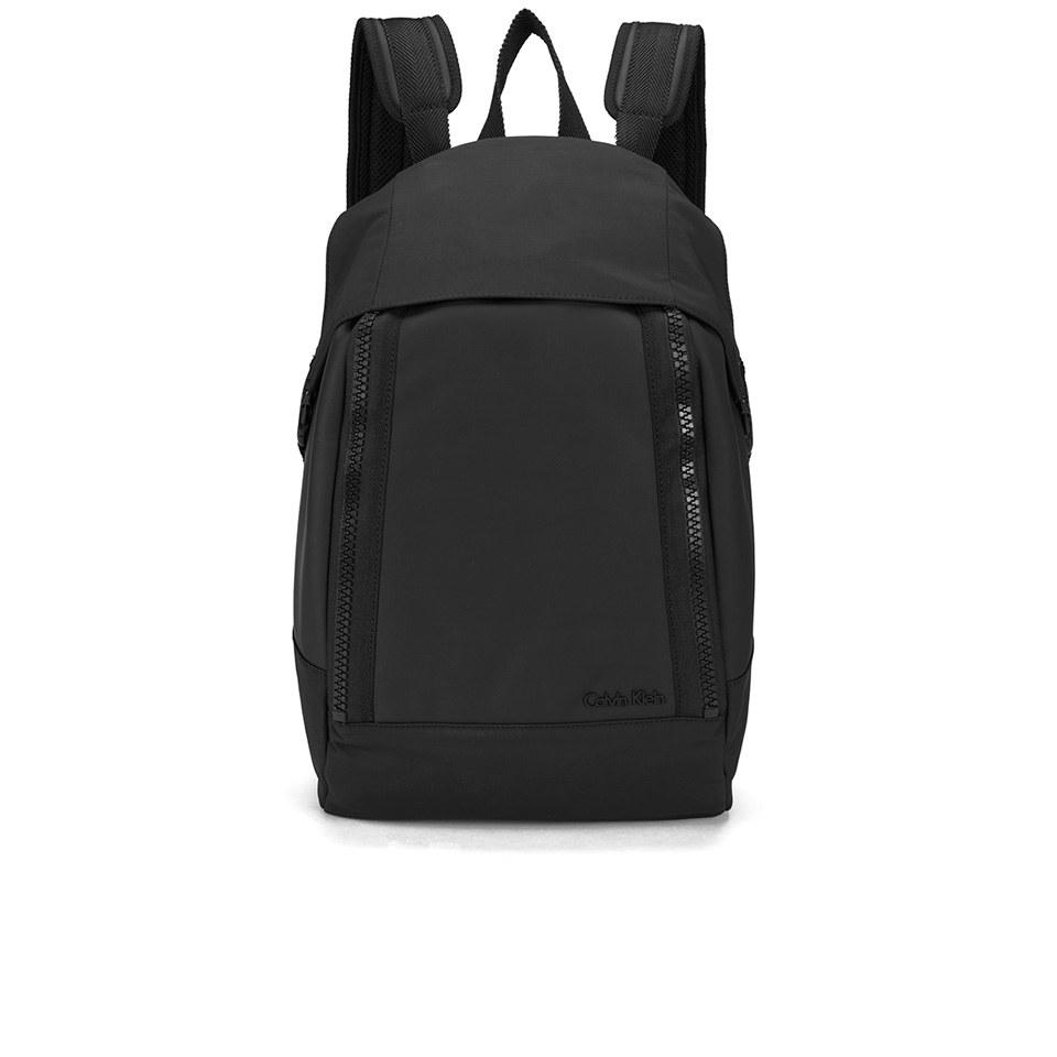 calvin klein bo backpack black. Black Bedroom Furniture Sets. Home Design Ideas