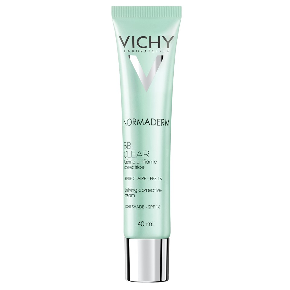 vichy normaderm bb cream clear light 40 ml gratis lieferservice weltweit. Black Bedroom Furniture Sets. Home Design Ideas