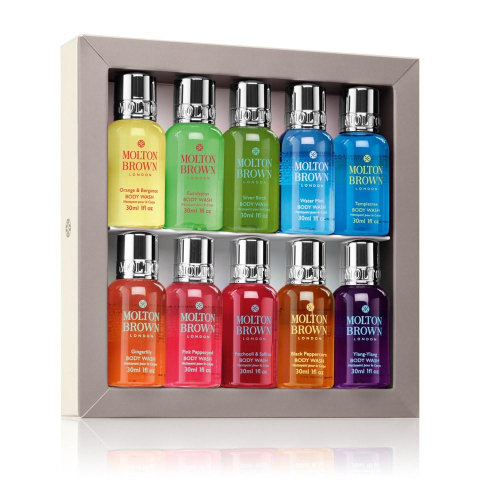 molton brown signature scents mini body wash collection. Black Bedroom Furniture Sets. Home Design Ideas