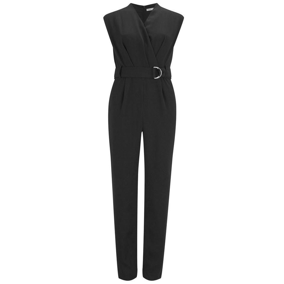 7d335bf4ea Finders Keepers Women s Back to the Start Jumpsuit - Black - Free UK  Delivery over £50