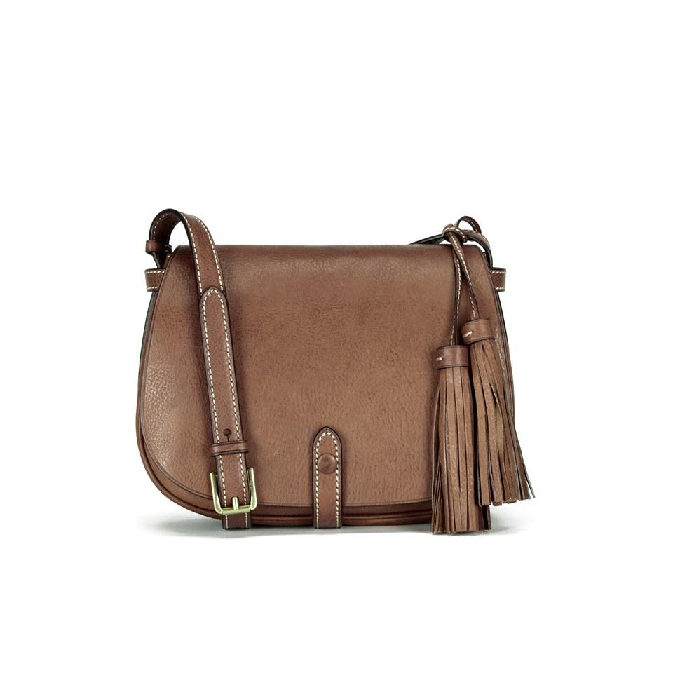 Polo Ralph Lauren Women s Saddle Bag - Cuoio - Free UK Delivery over £50 49b16792e9e25