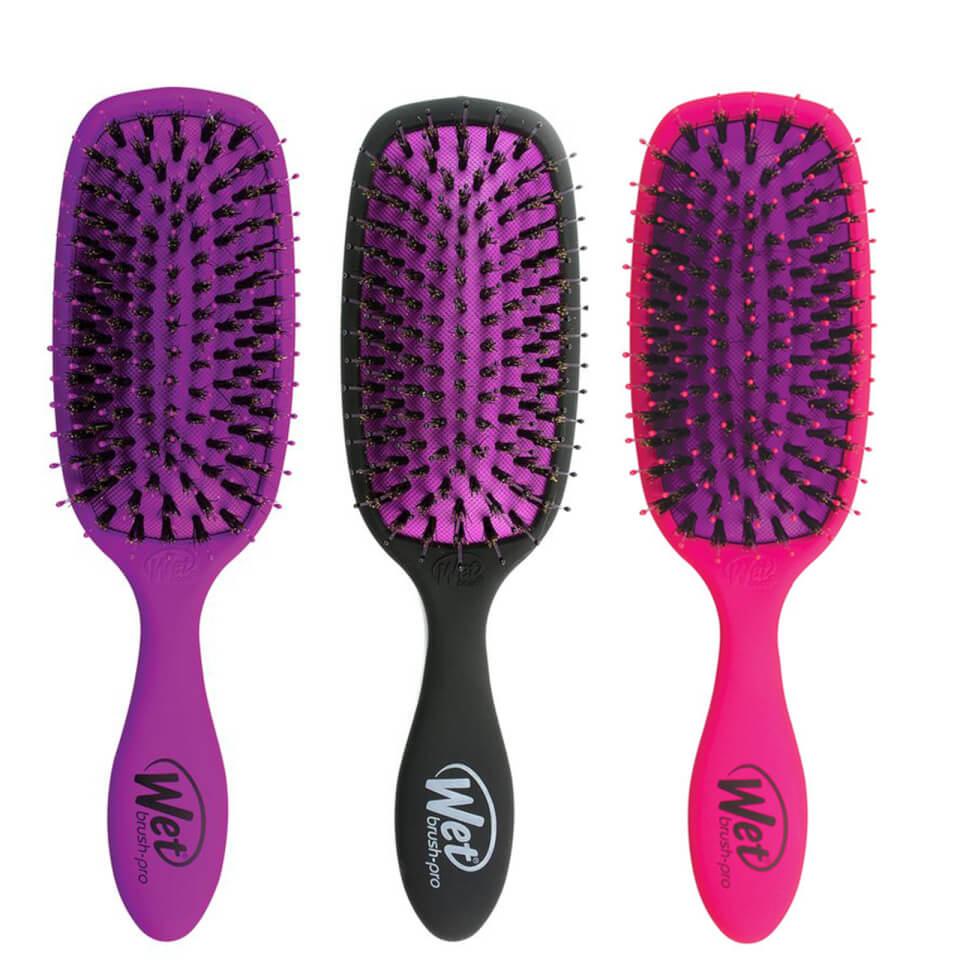 Pro Shine Enhancer Hairbrush by wet brush #5