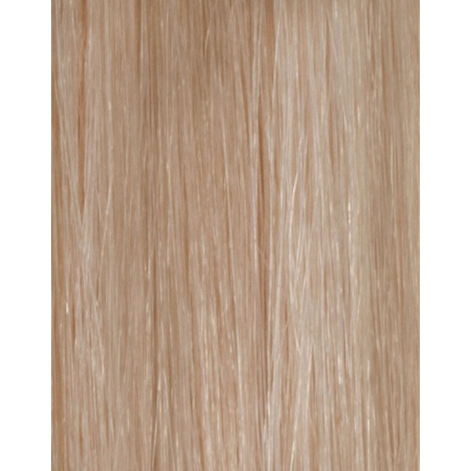 Beauty Works 100% Remy Colour Swatch Hair Extension - Champagne ...