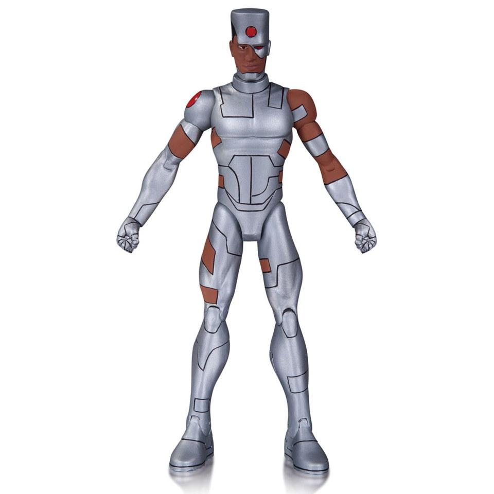 Teen Titans Toys Action Figures : Dc collectibles comics teen titans earth one cyborg