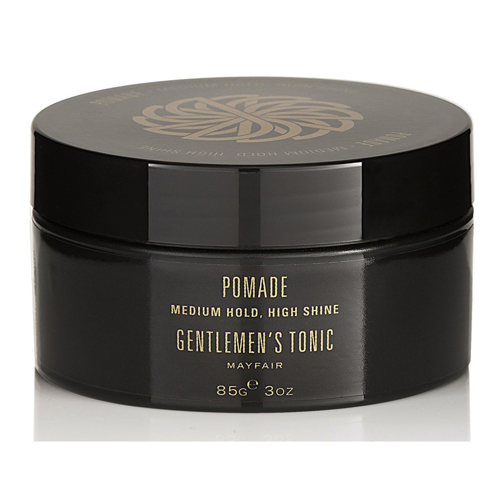 hair styling pomade gentlemen s tonic hair styling pomade 85g skinstore 9927