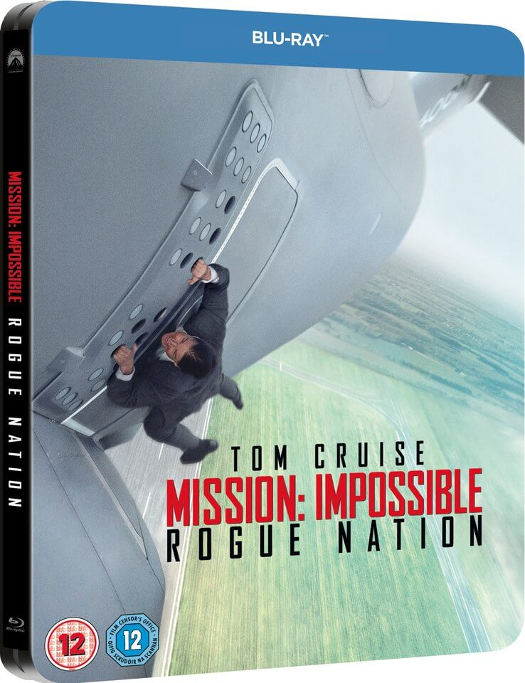 Mission Impossible Rogue Nation Zavvi Exclusive Limited