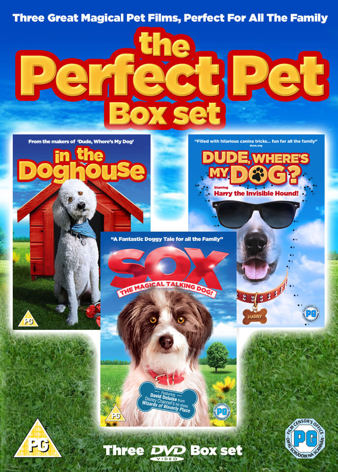 the perfect pet box set dvd. Black Bedroom Furniture Sets. Home Design Ideas