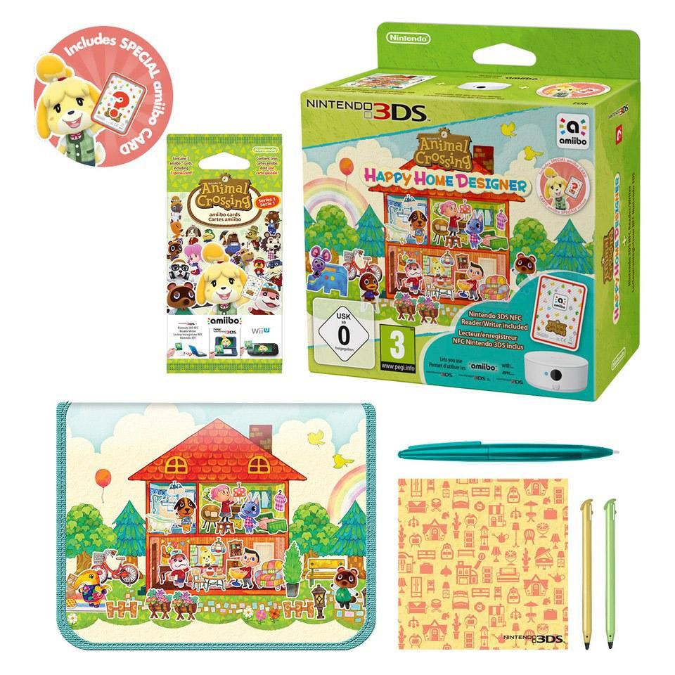 Animal crossing happy home designer nfc reader writer - Animal crossing happy home designer 3ds case ...