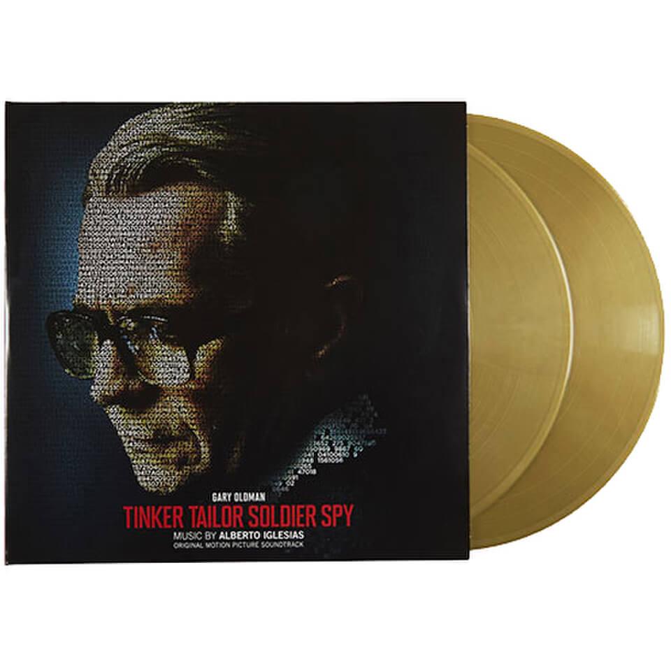 Tinker Tailor Solider Spy Zavvi Exclusive Vinyl Soundtrack