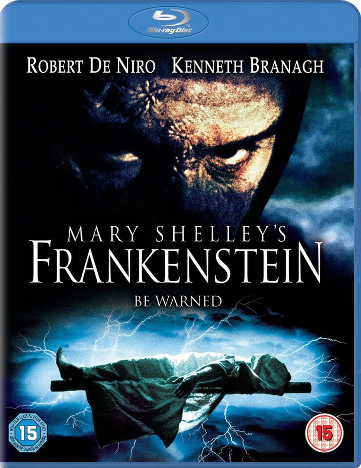 frankenstein movie vs book