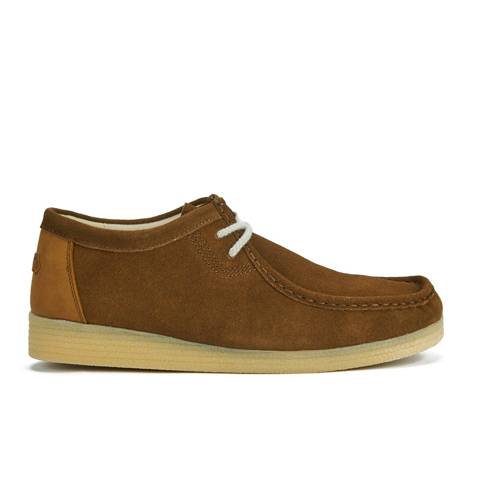 Mens Red Kickers Shoes