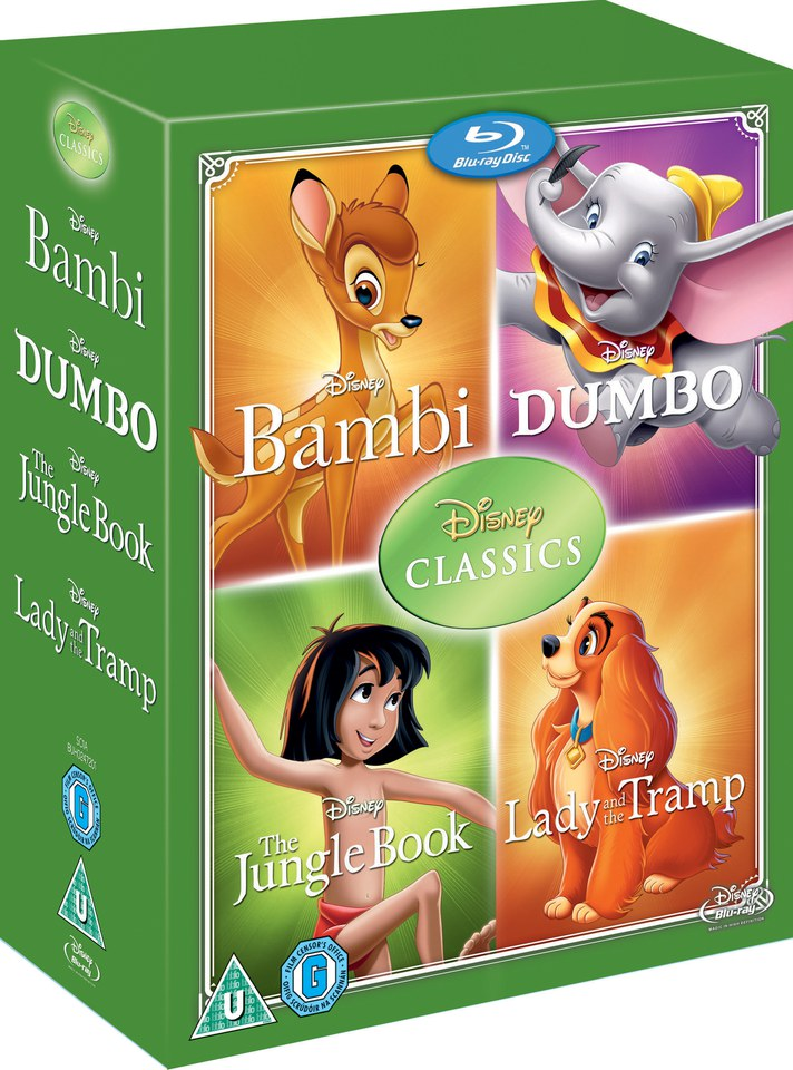 disney classics - the timeless collection