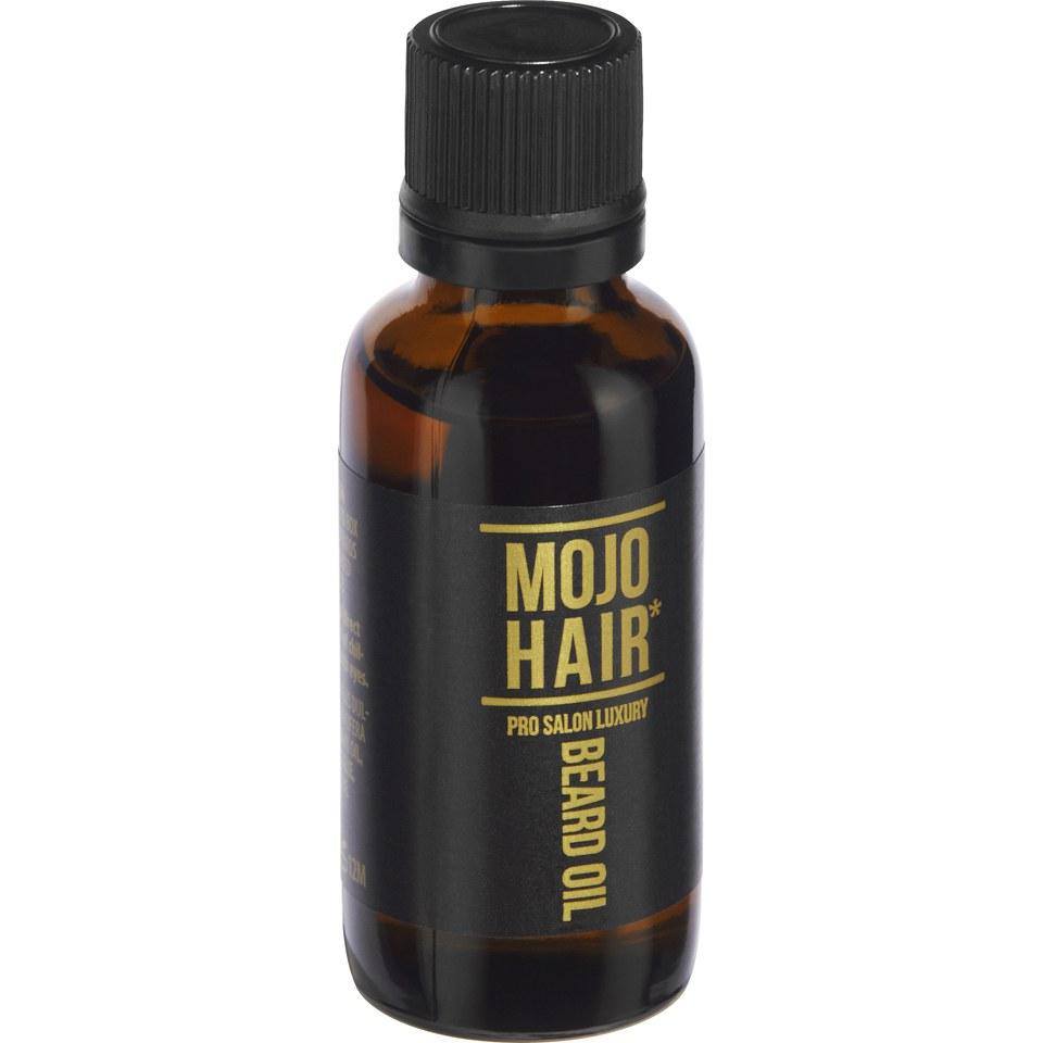 mojo hair beard oil 30ml buy online mankind. Black Bedroom Furniture Sets. Home Design Ideas