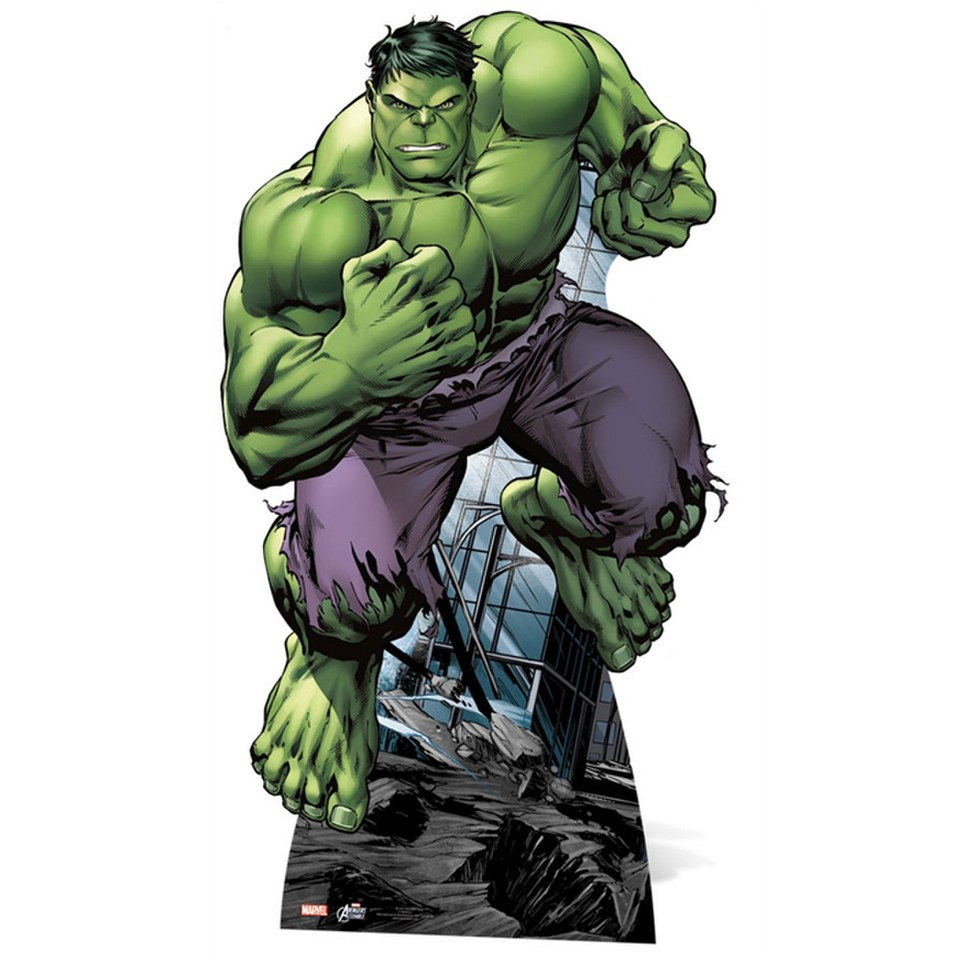 This is an image of Versatile The Hulk Picture