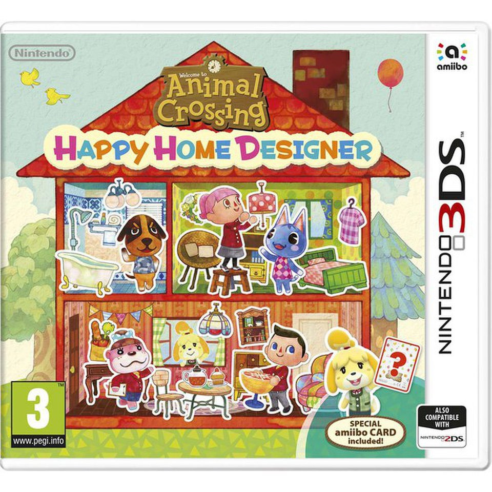 Animal Crossing: Happy Home Designer - Digital Download  Nintendo UK Store