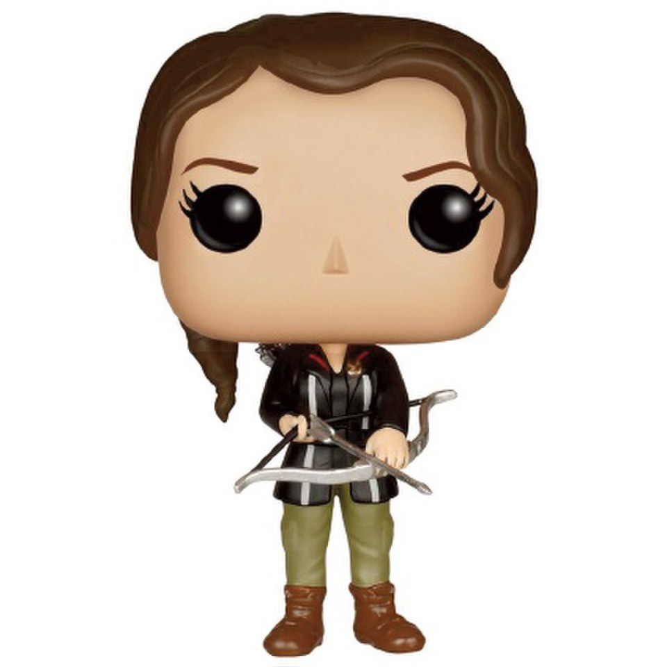 The Hunger Games Katniss Everdeen Pop Vinyl Figure