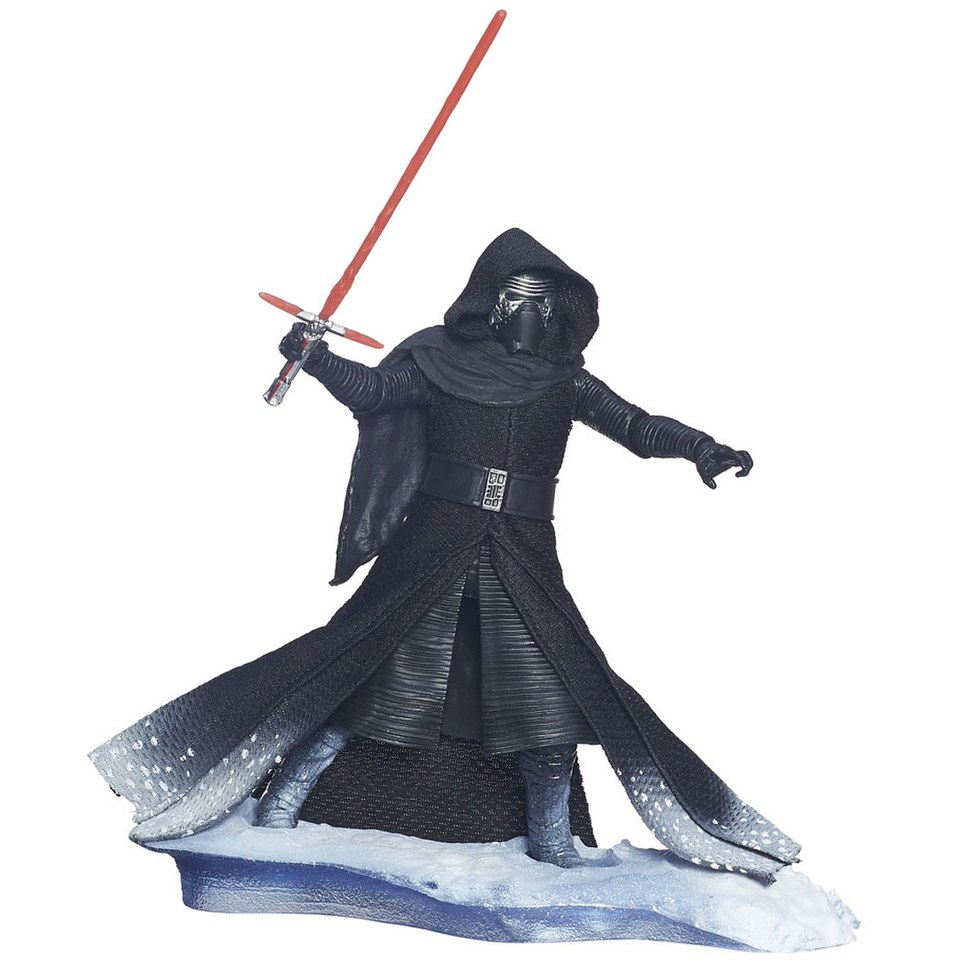Star Wars The Force Awakens The Black Series Kylo Ren