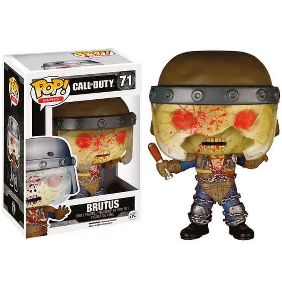 Call Of Duty Brutus Zombie Pop Vinyl Figure Merchandise