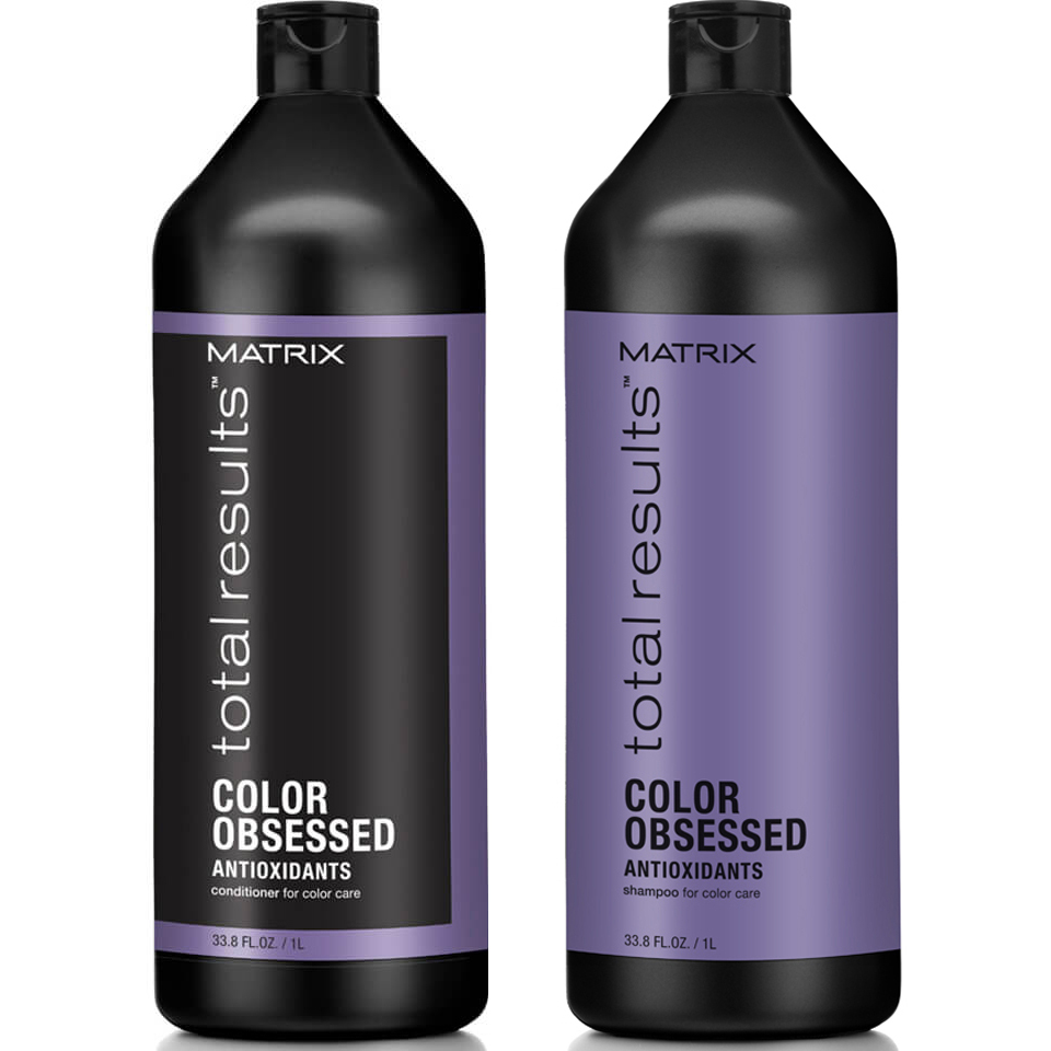 Matrix Total Results Color Obsessed Shampoo And